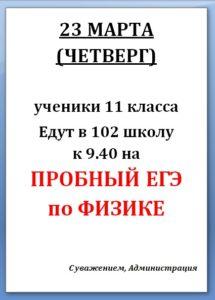 17.03.23 Пробный ЕГЭ 11 физика